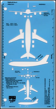 IPTM AeroBlitz Aircrash Investigation Templates Template No. 8