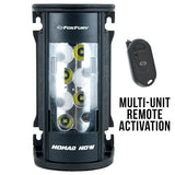 Nomad® NOW Area-Spot Light with Remote: Multi-Unit Activation