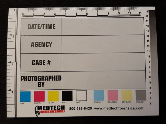 Photo Identifier Cards - Small