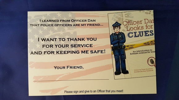 Officer Dan Cards