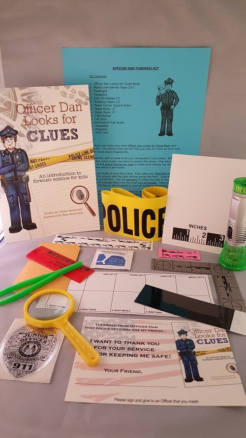 Officer Dan Forensic Kit