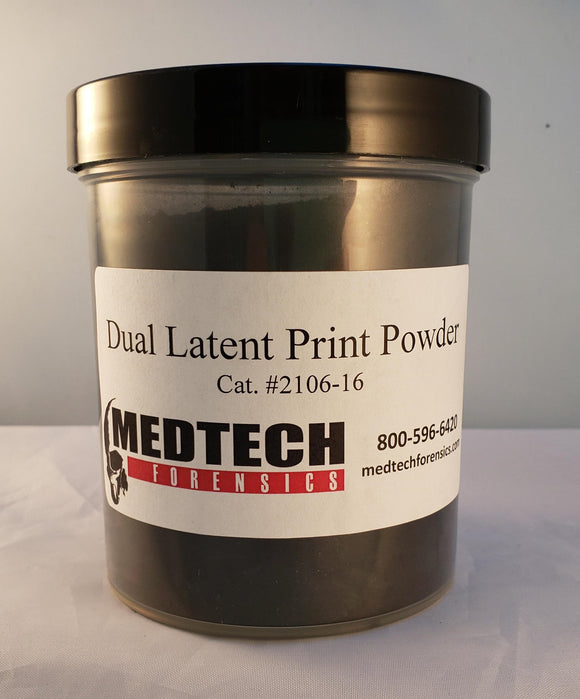 Latent Print Powder, Dual Surface, 16 oz