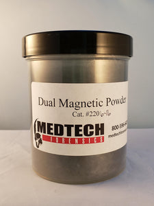 Magnetic Latent Print Powder, Dual Surface, 16 oz