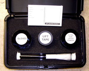 BASIC PATROL FINGERPRINT KIT