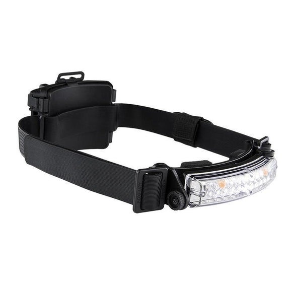 COMMAND+ TILT WHITE LED HEADLAMP / HELMET LIGHT