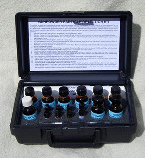 Gunpowder Particle Detection Kit