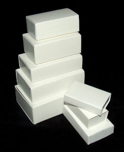 Small Slide Evidence Boxes, 3x1.75x.75, case