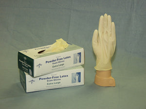 Curad PF Latex Gloves