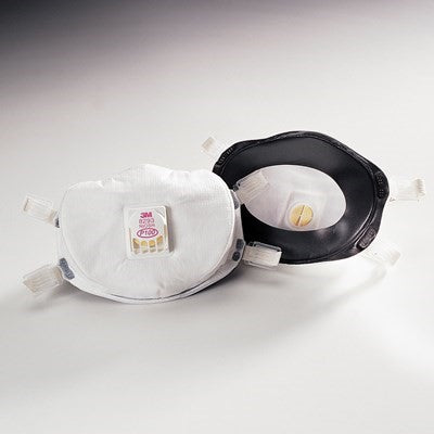 3M™ Valve Disposable Respirator Mask