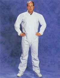 Microporous Coated Coveralls