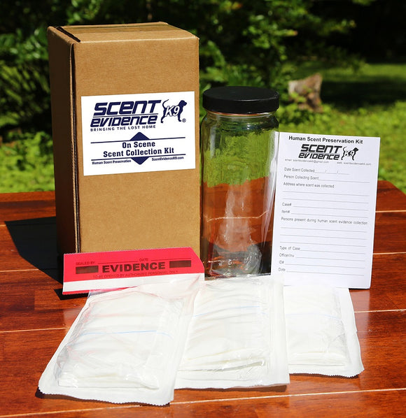 On Scene Scent Collection Kit