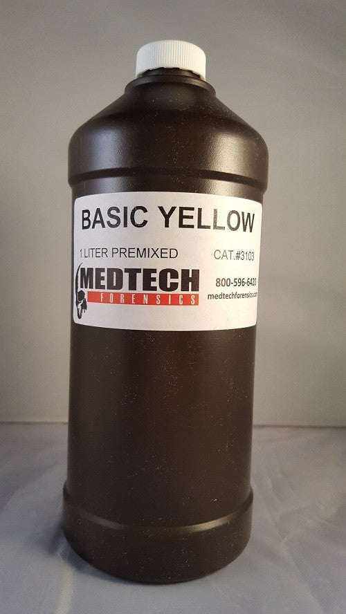 Basic Yellow 40, Premixed Liquid