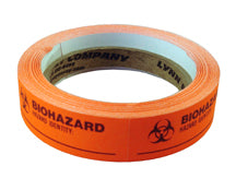 Biohazard Identity Labels 1