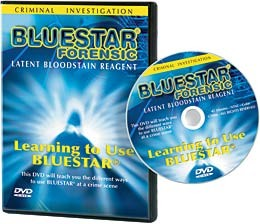 Bluestar Forensic DVD - Learning To Use Bluestar