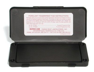 Fingerprint Pad - Porelon Pocket Pad