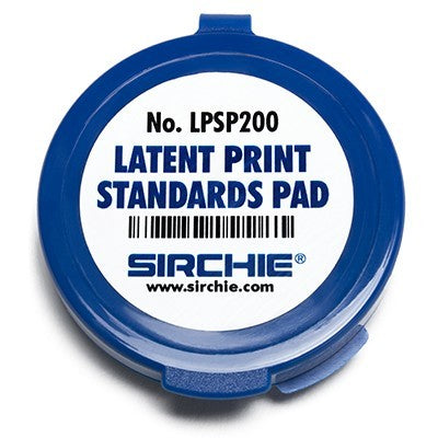 Latent Print Standards Pad