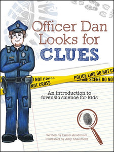 Officer Dan Looks for Clues (Paperback)