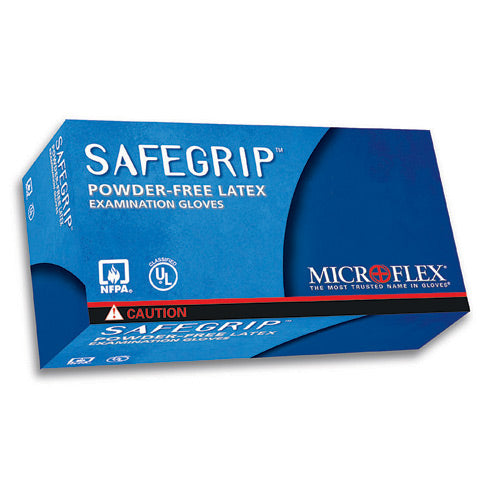 SafeGrip PF Extended Cuff Latex Gloves
