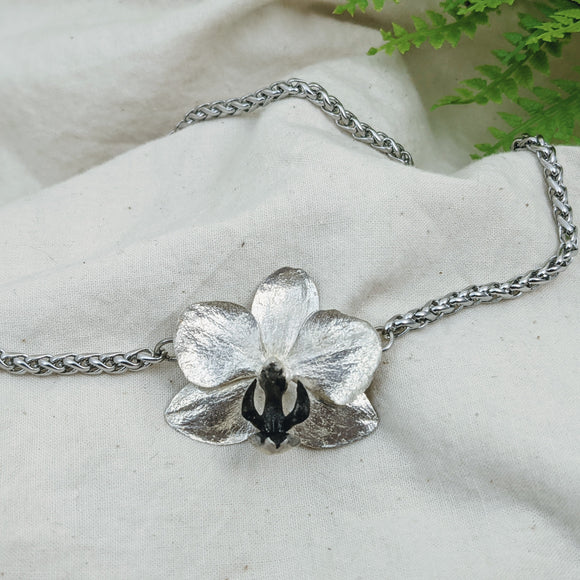 Orchid Queen Necklace