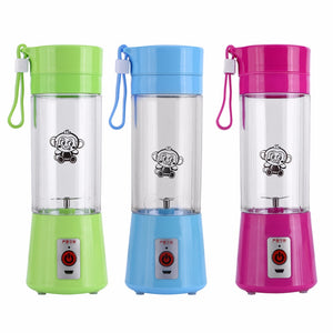 Electric Fruit Juicer Machine