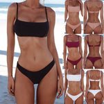 Triangle Bather SwimSuit Bikini