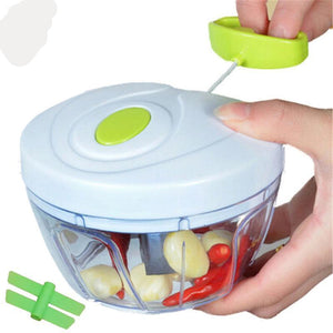 Multi-function Manual Kitchen Chopper Tools