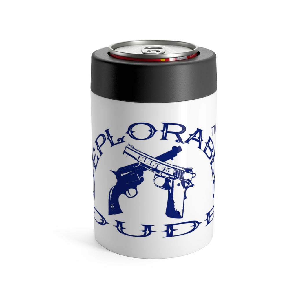 DEPLORABLE DUDE™ Koozie