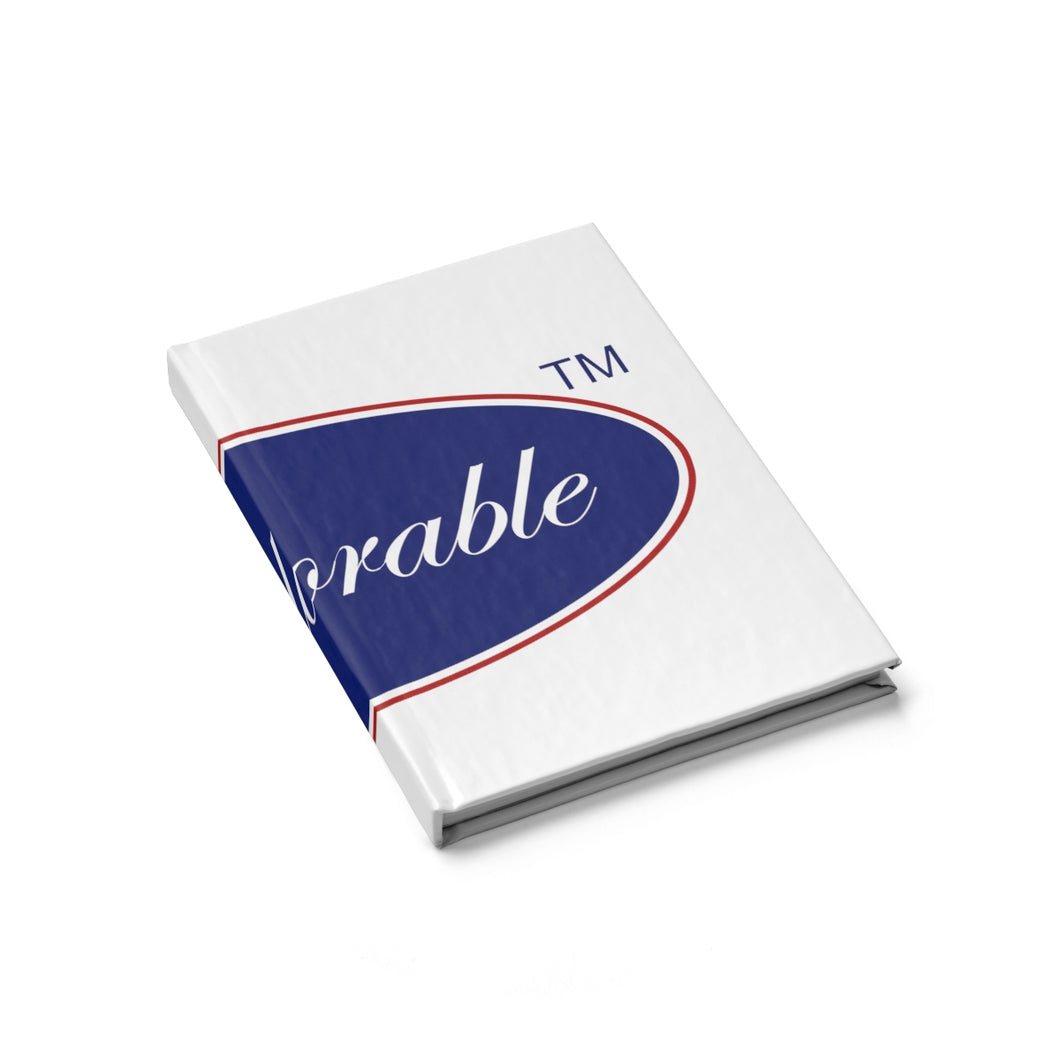 DEPLORABLE™ Journal - Blank