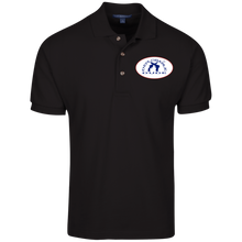 Load image into Gallery viewer, DEPLORABLE DUDE™  Port Authority Cotton Pique Knit Polo