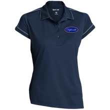 Load image into Gallery viewer, Ladies's DEPLORABLE™ Sport-Tek Contrast Stitch Performance Polo