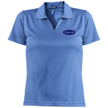 Load image into Gallery viewer, Ladies's DEPLORABLE™ Sport-Tek® Dri-Mesh Short Sleeve Polo