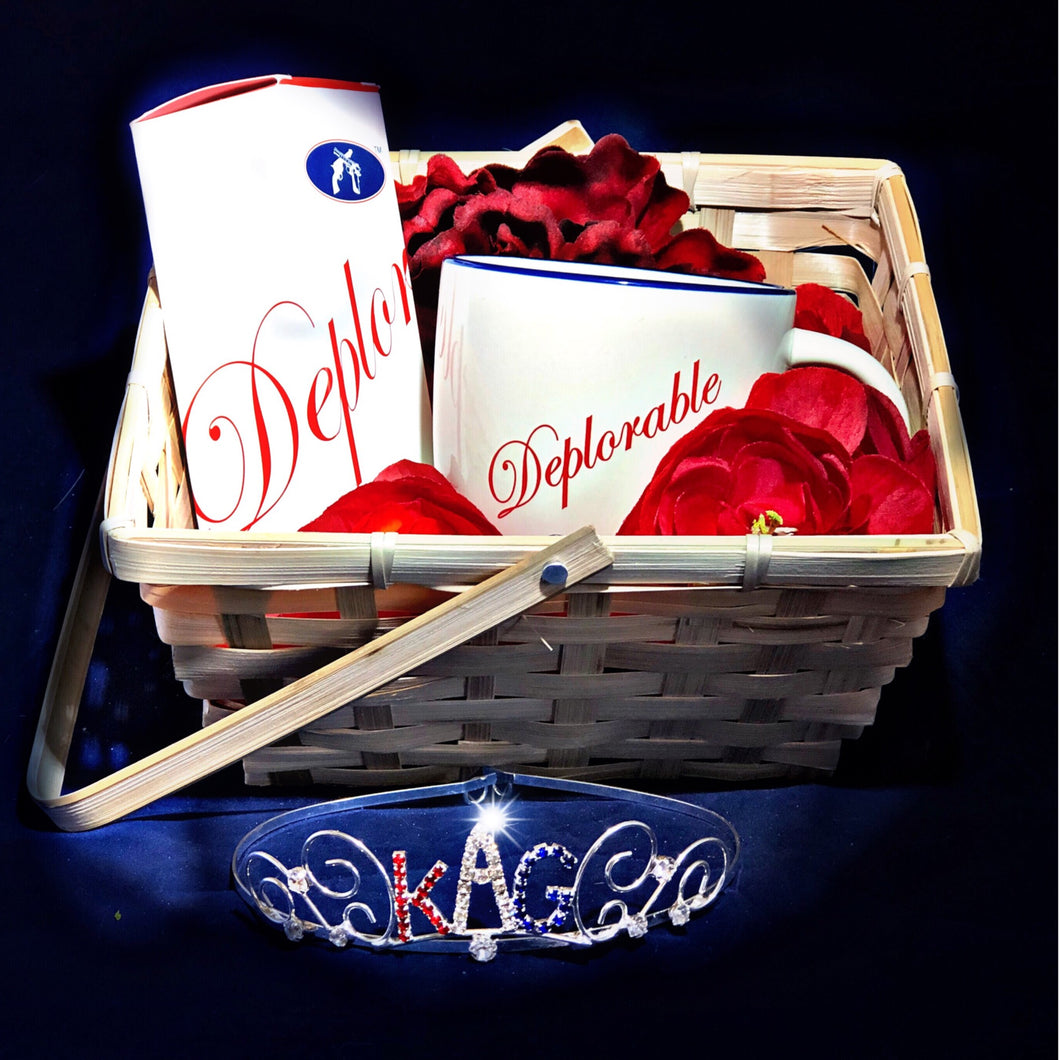 Limited Edition BASKET OF DEPLORABLE™