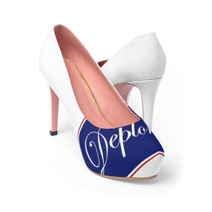DEPLORABLE™ Platform Heels