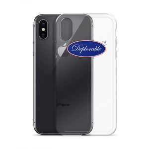 DEPLORABLE™ iPhone Case