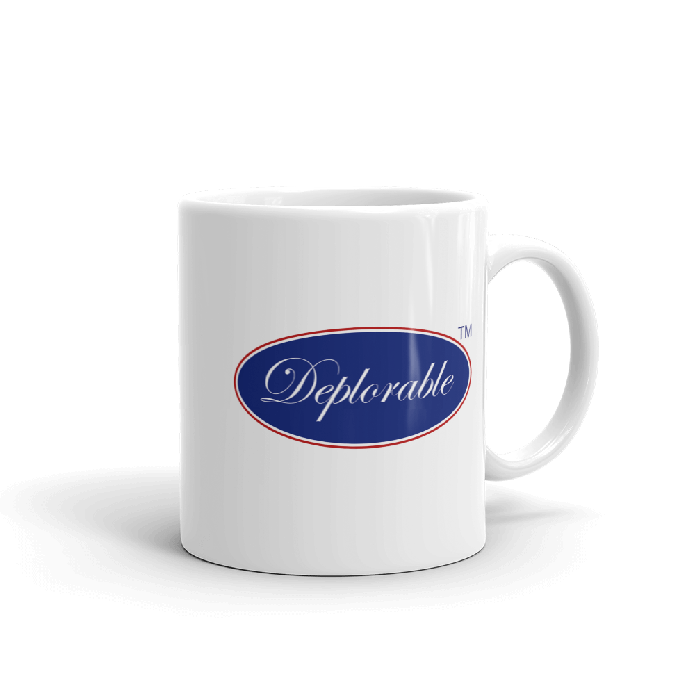 DEPLORABLE™ Mug