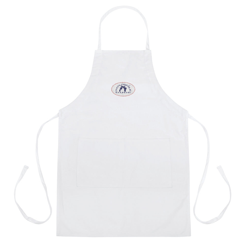 DEPLORABLE DUDE™ Embroidered BBQ Apron