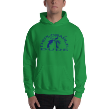 Load image into Gallery viewer, DEPLORABLE DUDE™ Hooded Sweatshirt