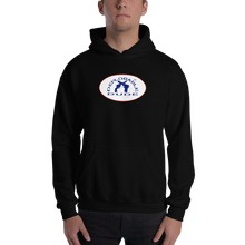 Load image into Gallery viewer, DEPLORABLE DUDE™ Badge Hooded Sweatshirt