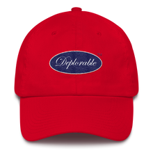 Load image into Gallery viewer, DEPLORABLE™ Cotton Cap