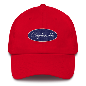 DEPLORABLE™ Cotton Cap