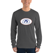 Load image into Gallery viewer, DEPLORABLE DUDE™ Badge Long-sleeve t-shirt