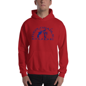 DEPLORABLE DUDE™ Hooded Sweatshirt