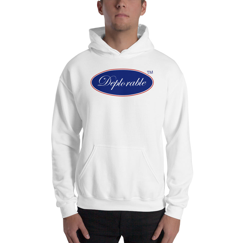 DEPLORABLE™ Hooded Sweatshirt