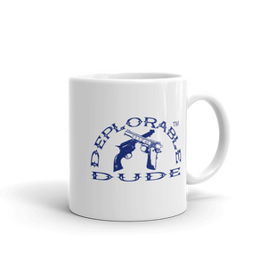 DEPLORABLE DUDE™ Mug