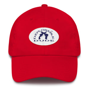 DEPLORABLE DUDE™ Cotton Cap
