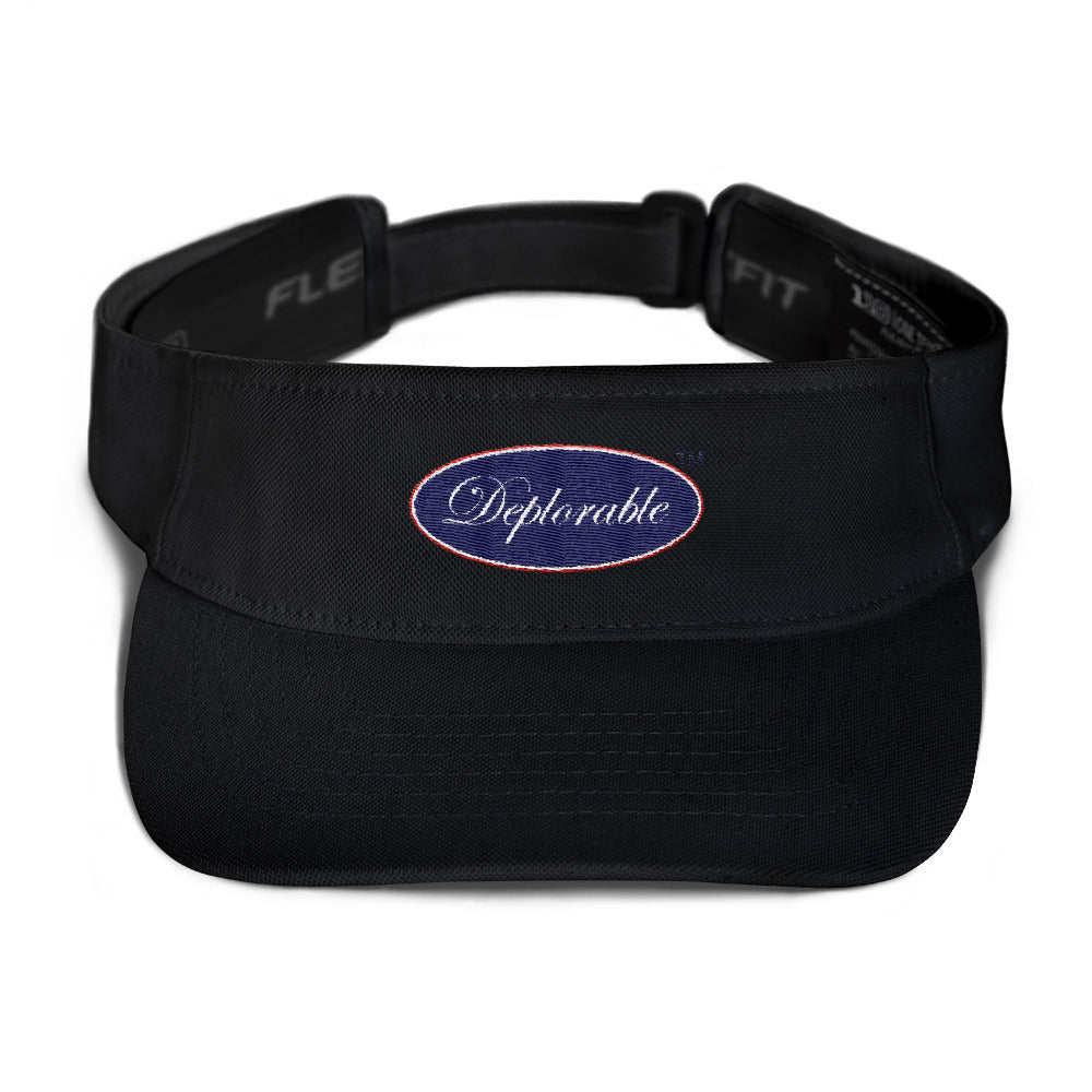 DEPLORABLE™ Visor