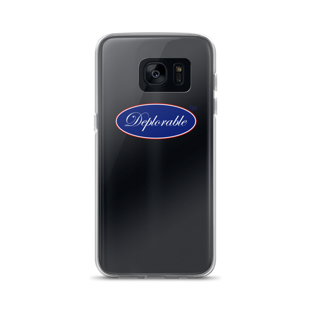 DEPLORABLE™ Samsung S7/S8 Case