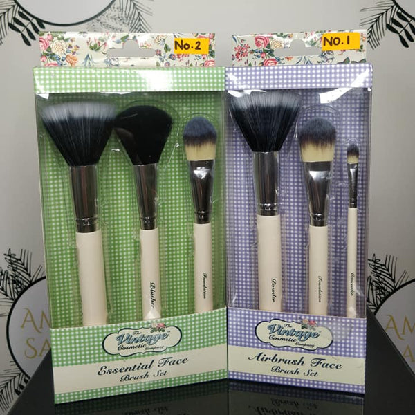 Face Make-up Brush Set