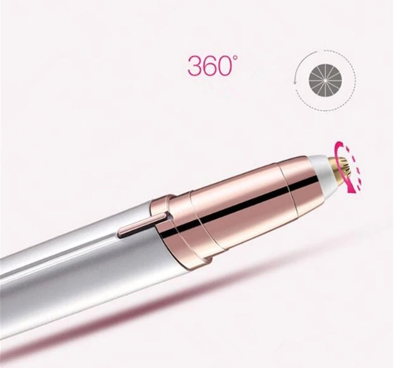 Painless Mini Eyebrow Trimmer