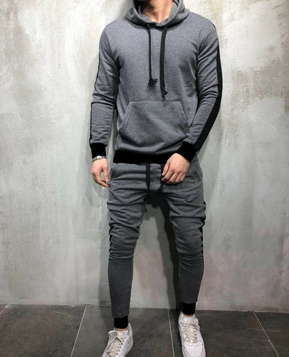 Fleece Track Suit For Him